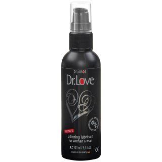 Dr. Love Silikonbasert Glidemiddel 100 ml