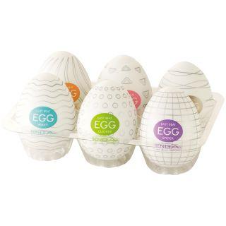 TENGA Egg Onanihylser 6 pk