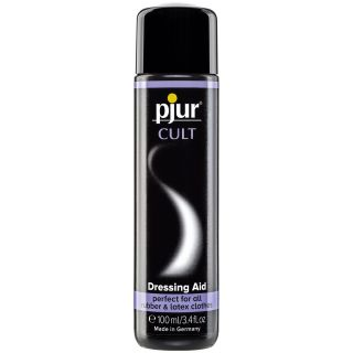 Pjur Cult Latex Dressing Aid og Conditioner 100 ml