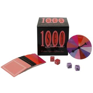 1000 Sex Games - Engelsk