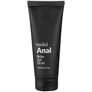 Sinful Anal Avslappende Gel 50 ml
