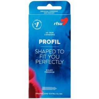 RFSU Profil Kondomer 10-pack