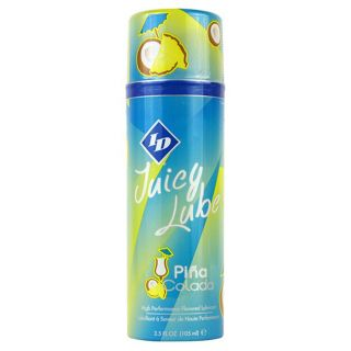 ID Juicy Lube Vannbasert Glidemiddel med Smak 105 ml