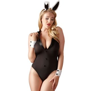 Cottelli Bunny Bodystocking Kostyme