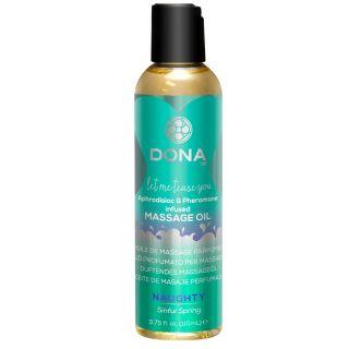 Dona Massasjeolje med Duft 125 ml