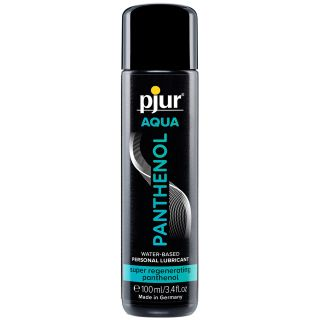 Pjur Aqua Panthenol Glidemiddel 100 ml
