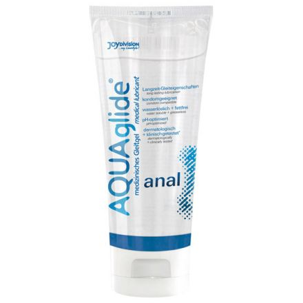 Aquaglide Anal Glidemiddel 100 ml - PRISVINNER