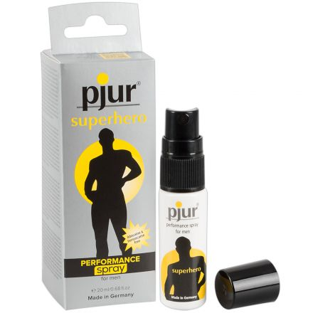 Pjur Superhero Performance Spray for Menn