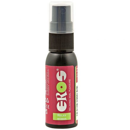 Eros Relax Woman Bedøvende Analspray 30 ml.