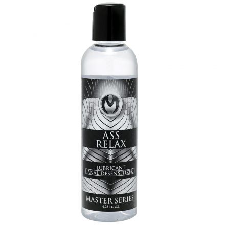 Master Series Ass Relax Glidemiddel 125 ml