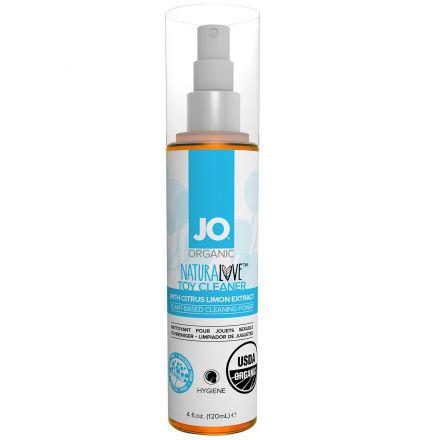 System JO Organic Økologisk Sexleketøysrens 120 ml