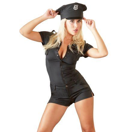 Cottelli Politi Jumpsuit Kostyme