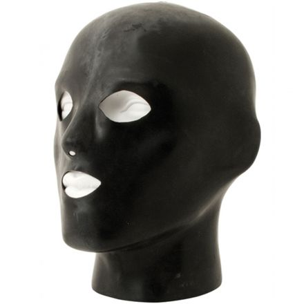 Heavy Rubber Anatomical Latexmaske