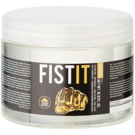 Fist It Vannbasert Glidemiddel 500 ml