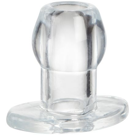 Perfect Fit Tunnel Buttplugg Medium Clear