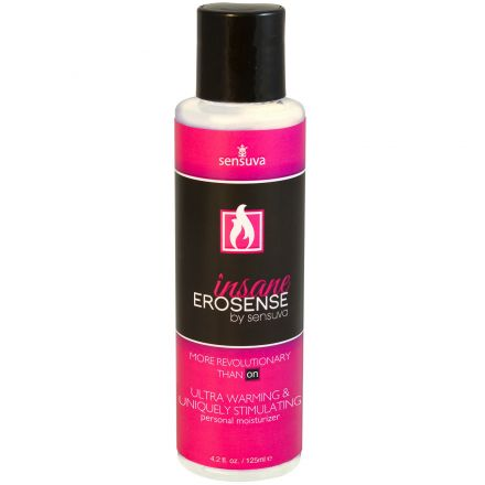 Sensuva Insane Arousal Glidemiddel 125 ml