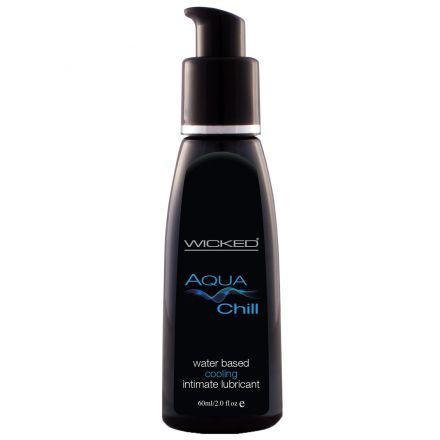 Wicked Aqua Chill Vannbasert Glidemiddel 60 ml