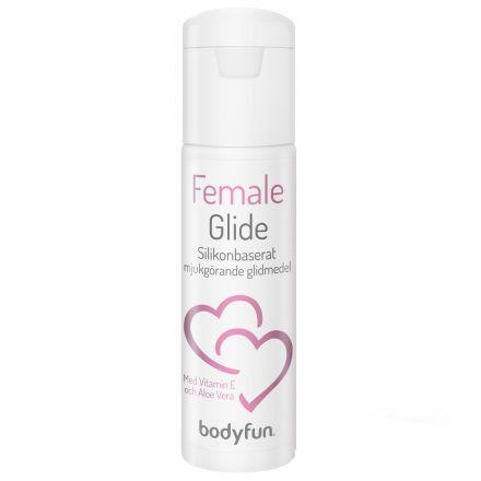Bodyfun Female Glide Silikon Glidemiddel til Kvinner 100 ml