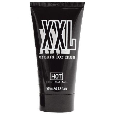 Hot XXL-krem til Menn 50 ml