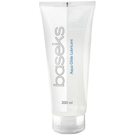 Baseks Aqua Glide Vannbasert Glidemiddel 200 ml