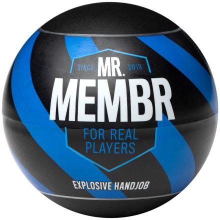 Mr. Membr Explosive Håndjobb