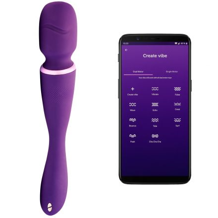 We-Vibe Magic Wand Vibrator Sett - Kjent fra TV