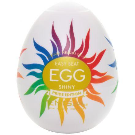 TENGA Egg Shiny Pride Onaniegg til Menn