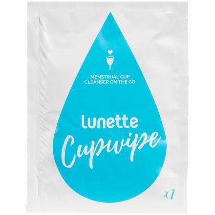 Lunette Renseservietter til Menstruasjonskopp 10 stk