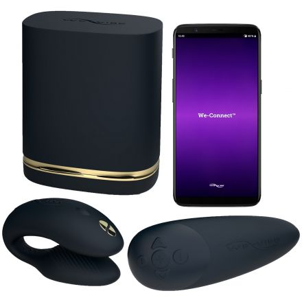 Womanizer og We-Vibe Golden Moments Collection