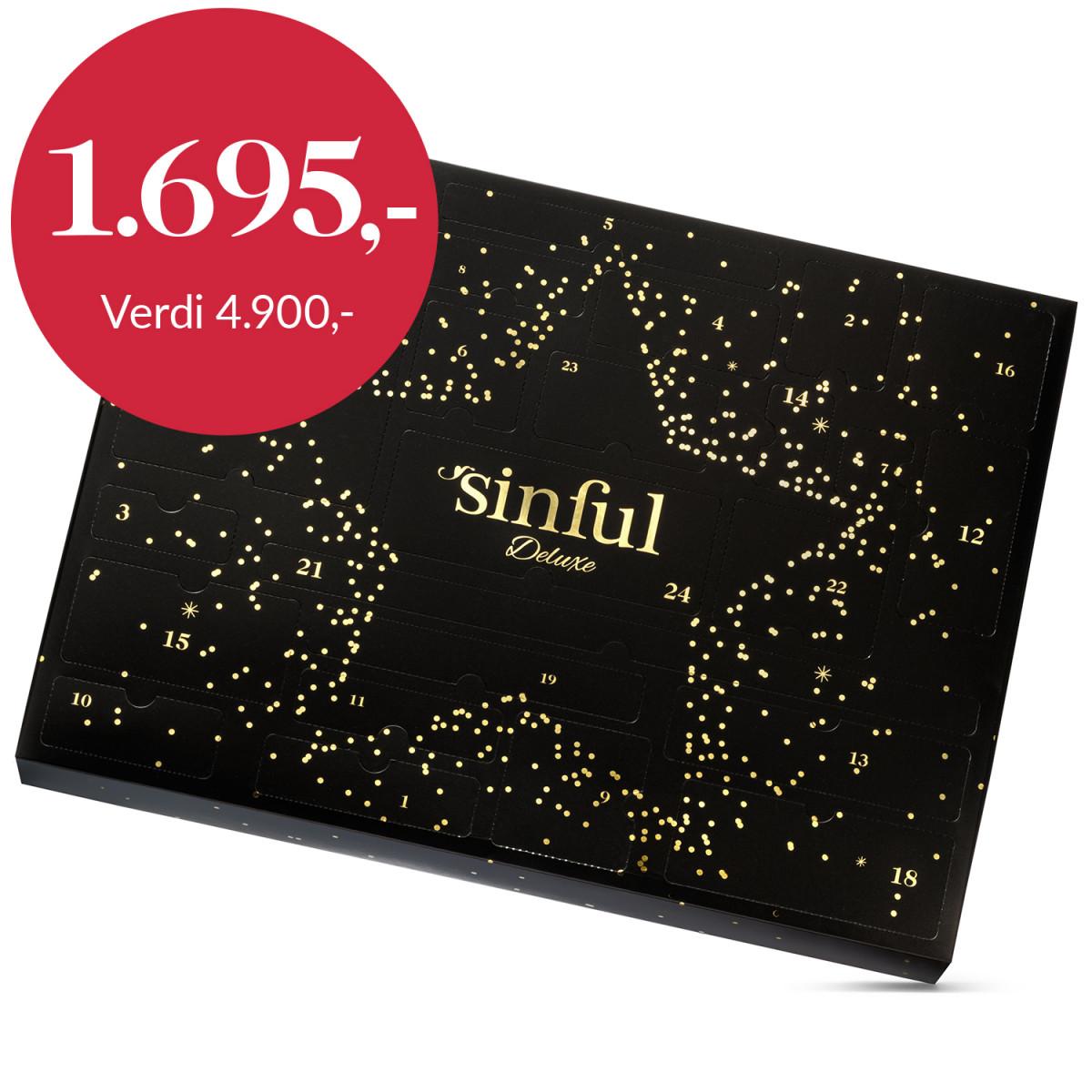 Sinful Deluxe Julekalender 2020 produktbilde 13