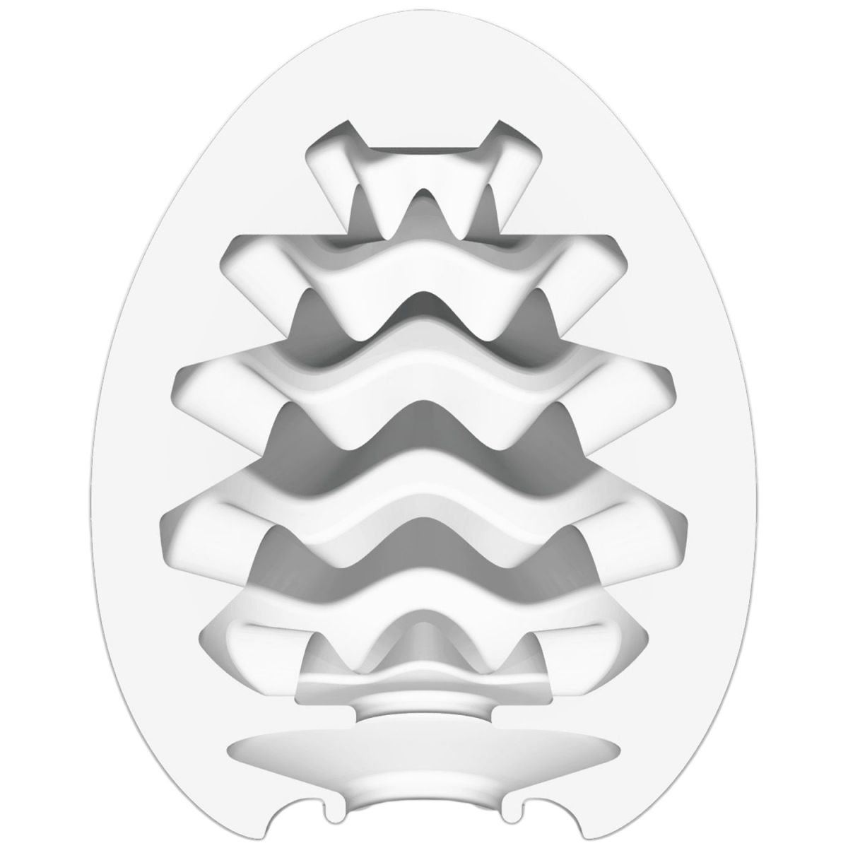 TENGA Egg Wavy Håndjobb for Menn  4