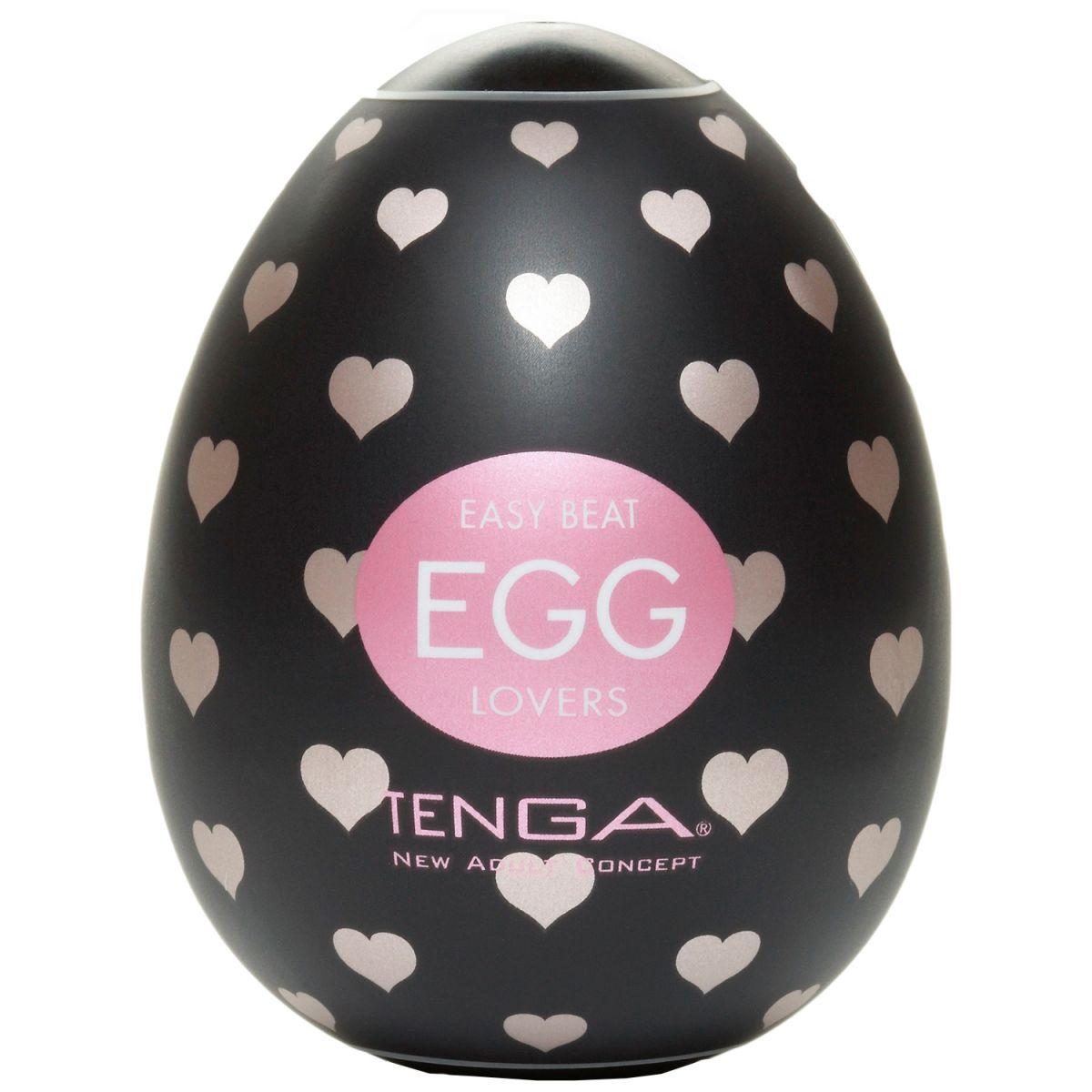 TENGA Egg Easy Beat Håndjobb for Menn  1