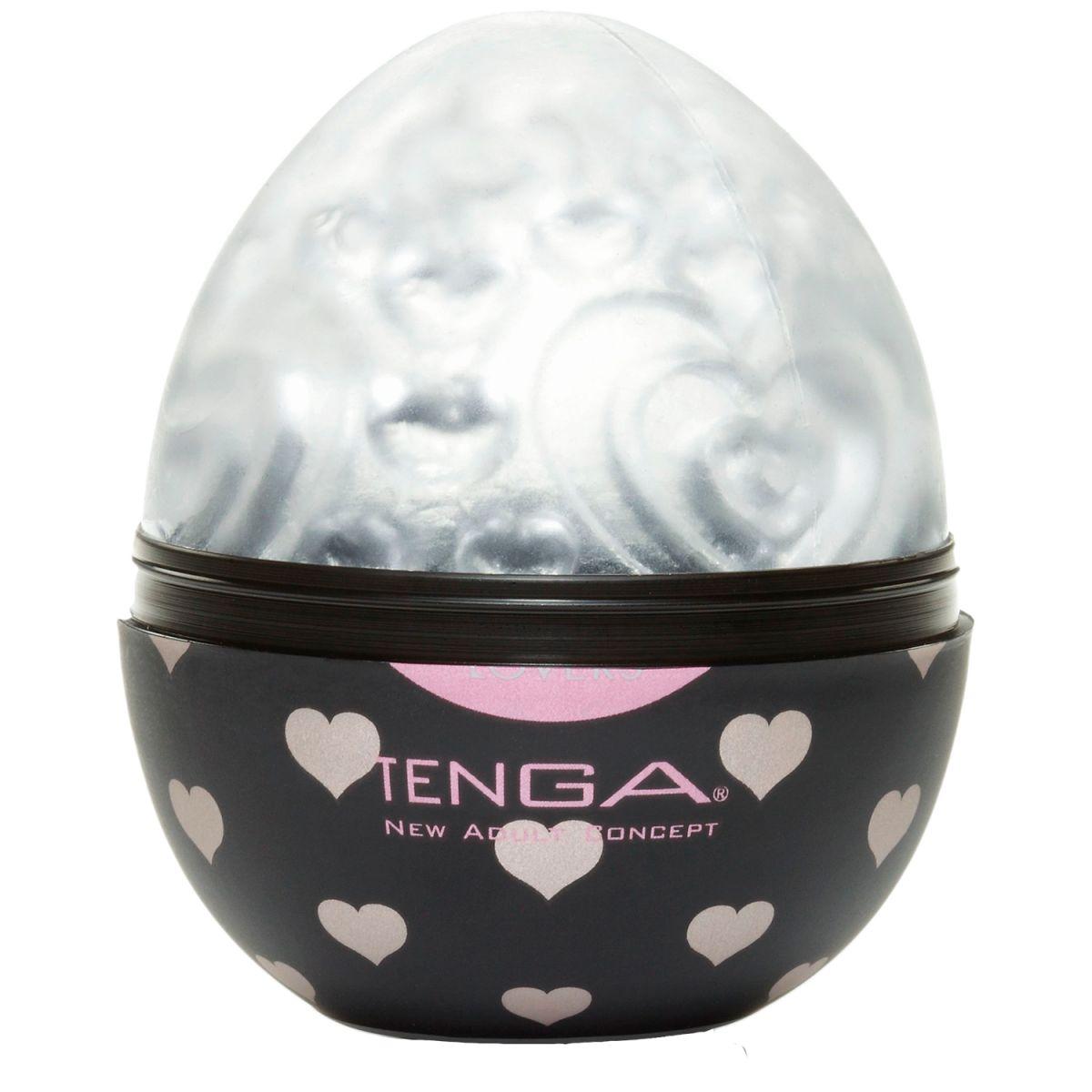 TENGA Egg Easy Beat Håndjobb for Menn  2