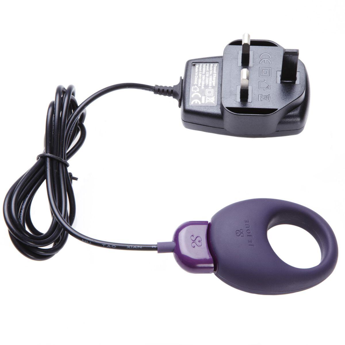 Je Joue Mio Luksus Penisring med Vibrator - TESTVINNER  4