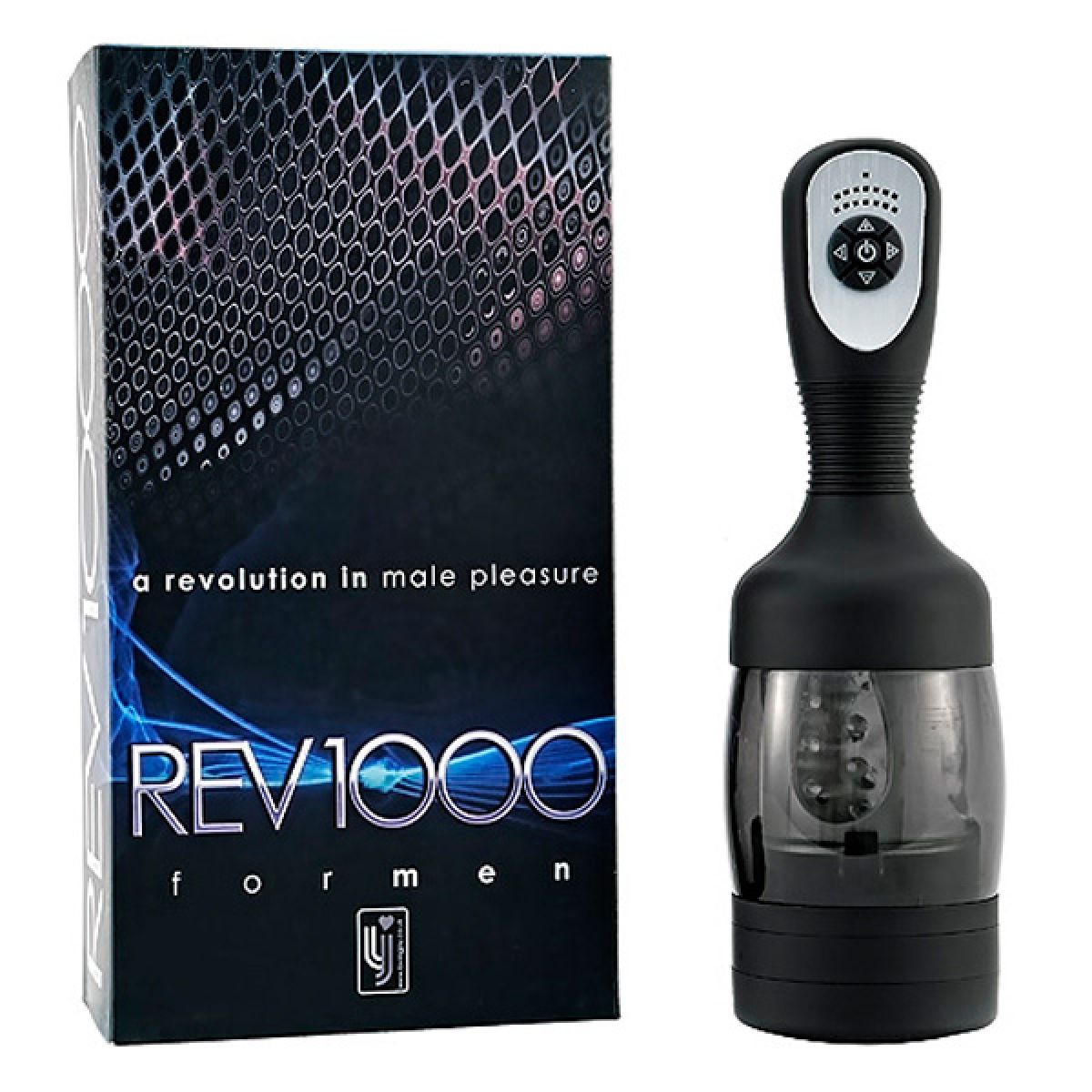 REV1000 Roterende Onaniprodukt til Mænd