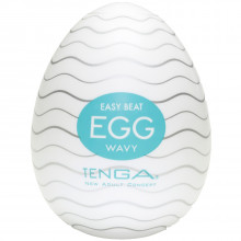 TENGA Egg Wavy Håndjobb for Menn  1