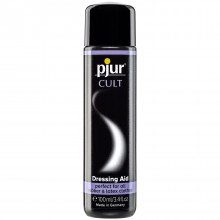 Pjur Cult Latex Dressing Aid og Conditioner 100 ml  1
