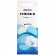 Protex Classic Vanlige Kondomer 10 stk Produktbilde 1