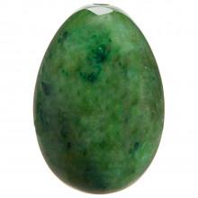 Jade Egg til Yoni Massasje og Bekkenbunnstrening  1