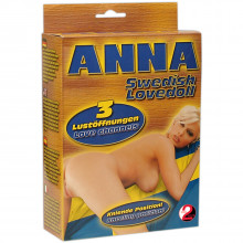 Anna Swedish Lovedoll Sexdukke  1