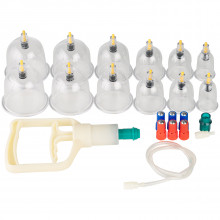 Suction Cupping-sett produktbilde 1