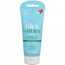 RFSU Klick Natural Glide Vannbasert Glidemiddel 100 ml