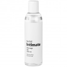 Sinful Intim Massageolie 200 ml  Product 1