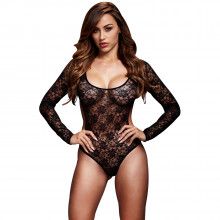 Baci Blonde Bodystocking