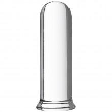 Prisms Pillar Cylinder Glassdildo 15 cm  1