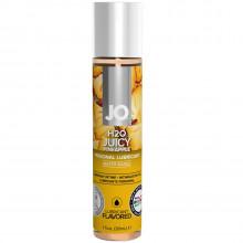 System JO H2O Flavor Vannbasert Glidemiddel med Smak 30 ml  1