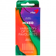 RFSU Mixed Kondomer 30 stk  1