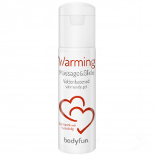 Bodyfun Warming Massasje og Glidemiddel 100 ml