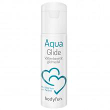 Bodyfun Aqua Glide Vannbasert Glidemiddel 100 ml  1