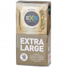 EXS Magnum Ekstra Large Kondomer 12 stk
